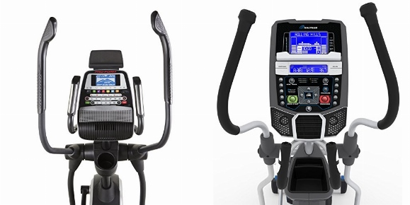Proform Endurance 720 E Elliptical Vs Nautilus E616